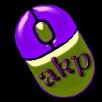 akp web services logo