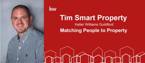 Tim Smart of Keller Williams estate agency