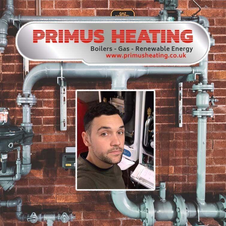 Jack McGovern of Primus Heating