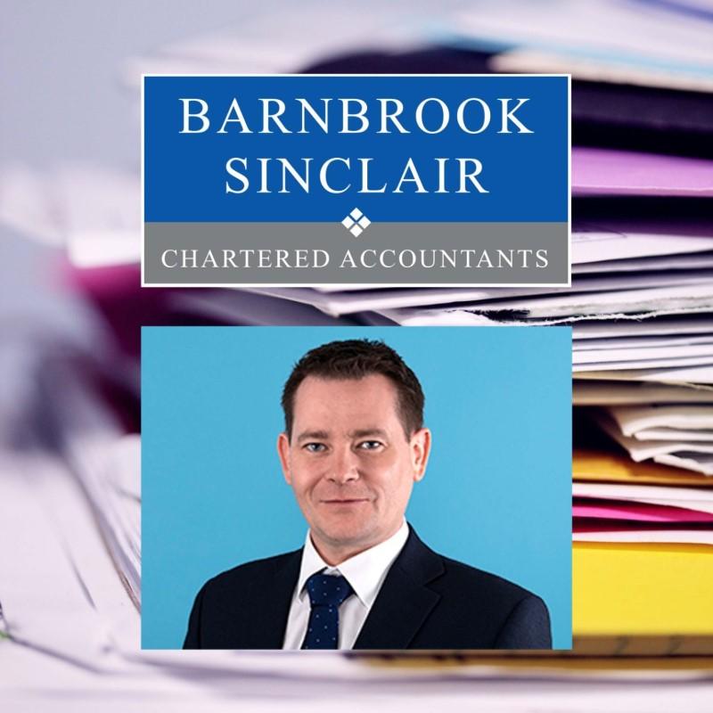 Stuart Wright of Barnbrook Sinclair
